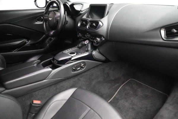 Used 2019 Aston Martin Vantage for sale $126,900 at Pagani of Greenwich in Greenwich CT 06830 18