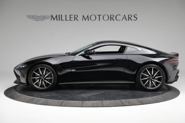 Used 2019 Aston Martin Vantage Coupe for sale $129,900 at Pagani of Greenwich in Greenwich CT 06830 2