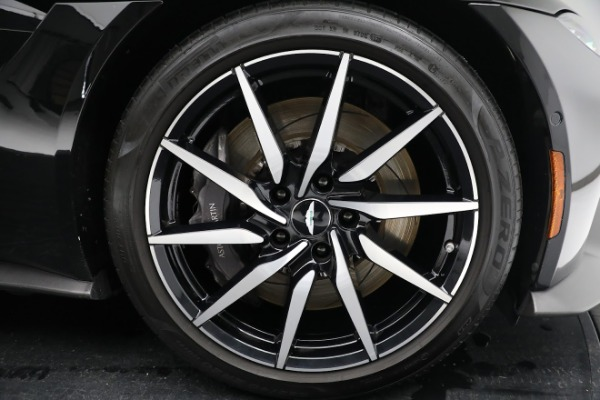 Used 2019 Aston Martin Vantage Coupe for sale $129,900 at Pagani of Greenwich in Greenwich CT 06830 21