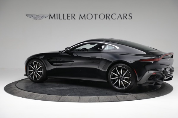 Used 2019 Aston Martin Vantage Coupe for sale $129,900 at Pagani of Greenwich in Greenwich CT 06830 3