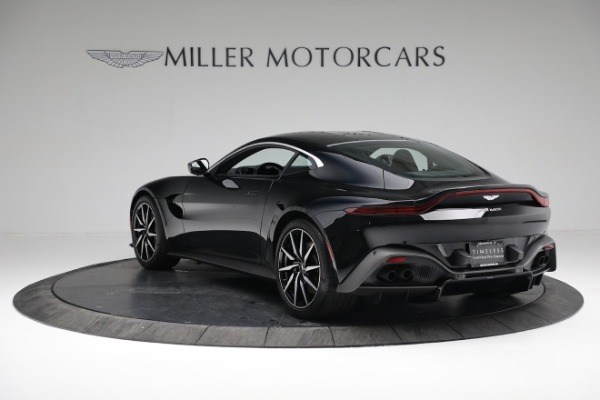 Used 2019 Aston Martin Vantage Coupe for sale $129,900 at Pagani of Greenwich in Greenwich CT 06830 4