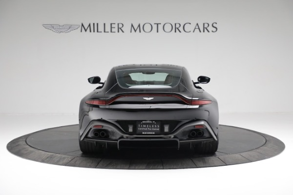 Used 2019 Aston Martin Vantage Coupe for sale $129,900 at Pagani of Greenwich in Greenwich CT 06830 5