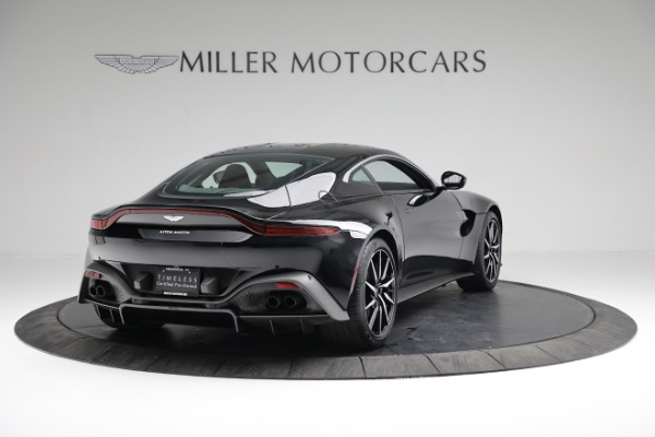 Used 2019 Aston Martin Vantage Coupe for sale $129,900 at Pagani of Greenwich in Greenwich CT 06830 6