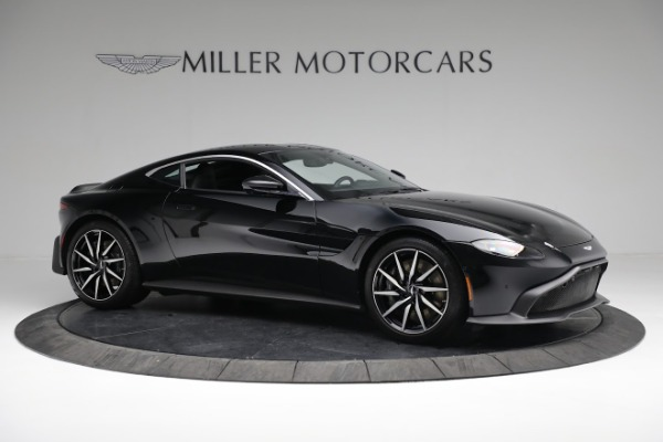 Used 2019 Aston Martin Vantage Coupe for sale $129,900 at Pagani of Greenwich in Greenwich CT 06830 9