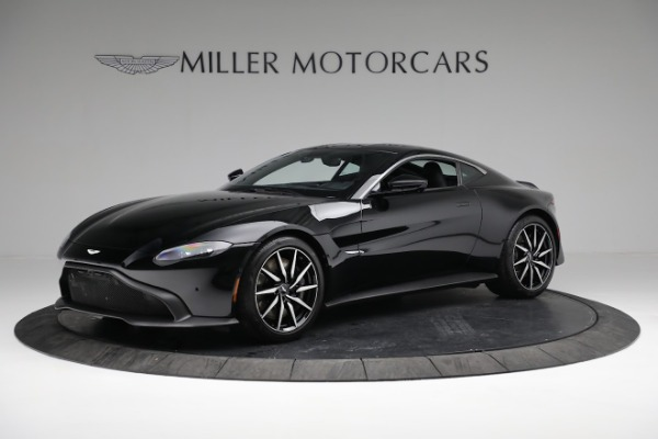 Used 2019 Aston Martin Vantage Coupe for sale $129,900 at Pagani of Greenwich in Greenwich CT 06830 1