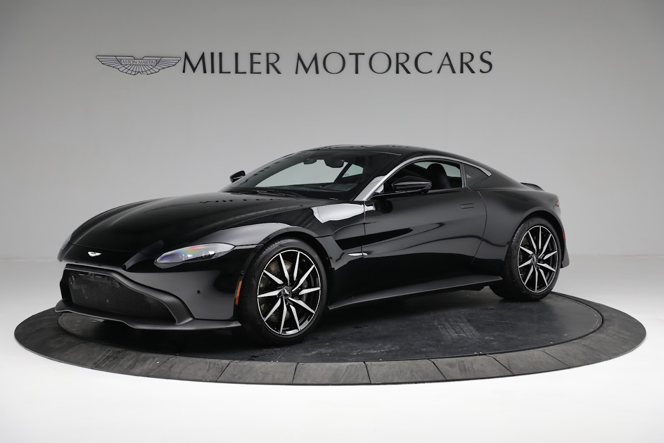 Used 2019 Aston Martin Vantage for sale $133,900 at Pagani of Greenwich in Greenwich CT 06830 1