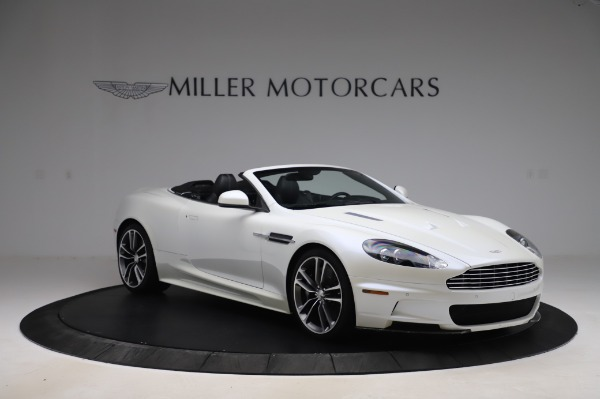 Used 2010 Aston Martin DBS Volante for sale $104,900 at Pagani of Greenwich in Greenwich CT 06830 10