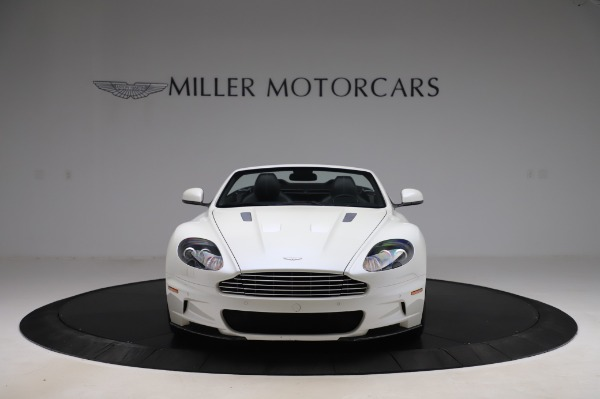 Used 2010 Aston Martin DBS Volante for sale $104,900 at Pagani of Greenwich in Greenwich CT 06830 11