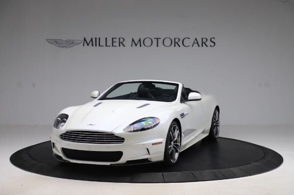 Used 2010 Aston Martin DBS Volante for sale $104,900 at Pagani of Greenwich in Greenwich CT 06830 12
