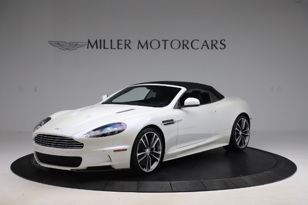 Used 2010 Aston Martin DBS Volante for sale $89,900 at Pagani of Greenwich in Greenwich CT 06830 13