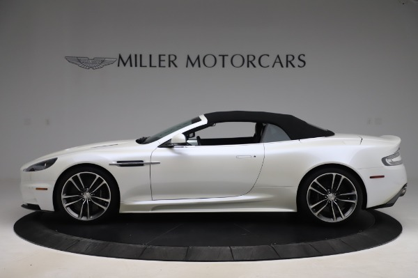 Used 2010 Aston Martin DBS Volante for sale $104,900 at Pagani of Greenwich in Greenwich CT 06830 14
