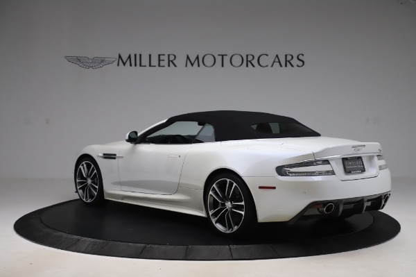 Used 2010 Aston Martin DBS Volante for sale $104,900 at Pagani of Greenwich in Greenwich CT 06830 15