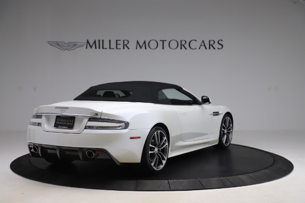 Used 2010 Aston Martin DBS Volante for sale $104,900 at Pagani of Greenwich in Greenwich CT 06830 16