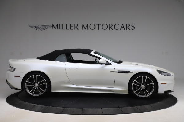 Used 2010 Aston Martin DBS Volante for sale $104,900 at Pagani of Greenwich in Greenwich CT 06830 17