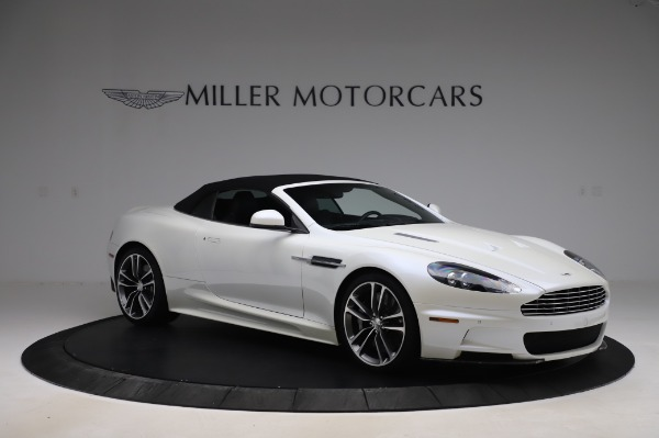 Used 2010 Aston Martin DBS Volante for sale $104,900 at Pagani of Greenwich in Greenwich CT 06830 18