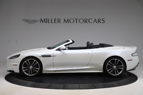 Used 2010 Aston Martin DBS Volante for sale $104,900 at Pagani of Greenwich in Greenwich CT 06830 2
