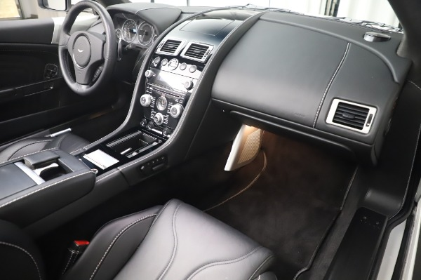 Used 2010 Aston Martin DBS Volante for sale $104,900 at Pagani of Greenwich in Greenwich CT 06830 27