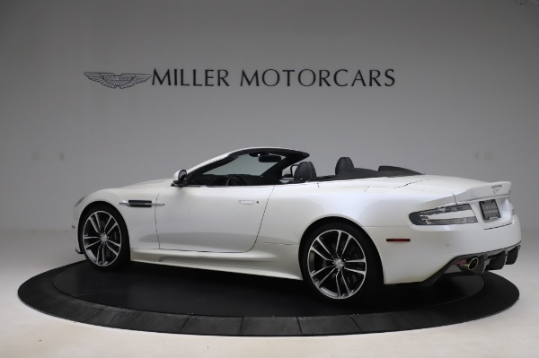 Used 2010 Aston Martin DBS Volante for sale $104,900 at Pagani of Greenwich in Greenwich CT 06830 3