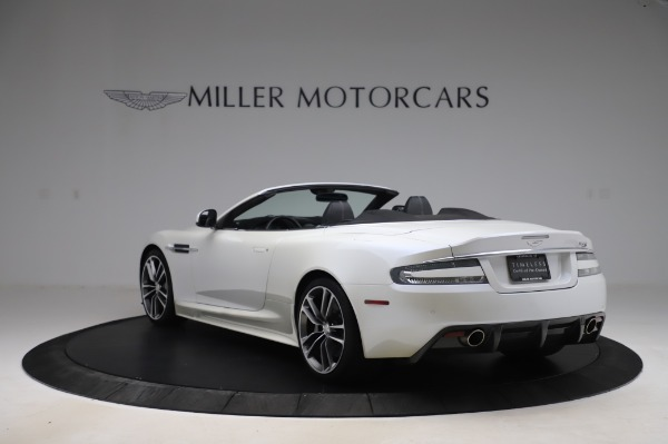 Used 2010 Aston Martin DBS Volante for sale $89,900 at Pagani of Greenwich in Greenwich CT 06830 4