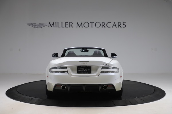 Used 2010 Aston Martin DBS Volante for sale $104,900 at Pagani of Greenwich in Greenwich CT 06830 5