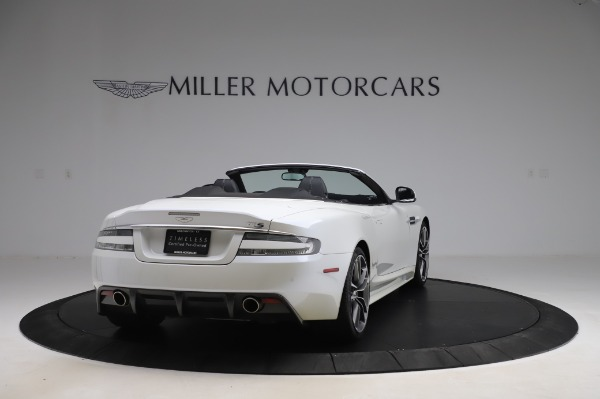 Used 2010 Aston Martin DBS Volante for sale $89,900 at Pagani of Greenwich in Greenwich CT 06830 6