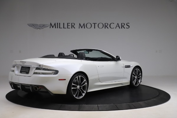 Used 2010 Aston Martin DBS Volante for sale $104,900 at Pagani of Greenwich in Greenwich CT 06830 7
