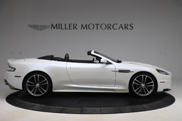 Used 2010 Aston Martin DBS Volante for sale $104,900 at Pagani of Greenwich in Greenwich CT 06830 8