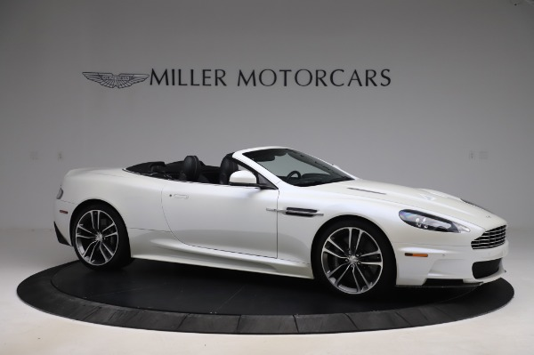 Used 2010 Aston Martin DBS Volante for sale $104,900 at Pagani of Greenwich in Greenwich CT 06830 9