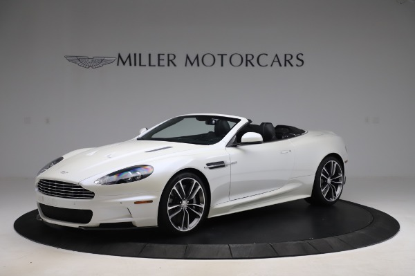 Used 2010 Aston Martin DBS Volante for sale $104,900 at Pagani of Greenwich in Greenwich CT 06830 1