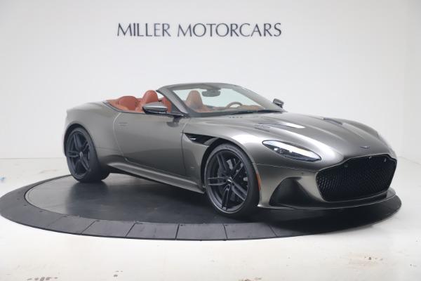 New 2020 Aston Martin DBS Superleggera Volante for sale Sold at Pagani of Greenwich in Greenwich CT 06830 10