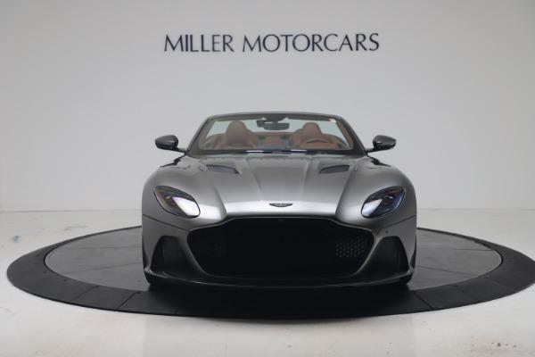 New 2020 Aston Martin DBS Superleggera Volante for sale Sold at Pagani of Greenwich in Greenwich CT 06830 11