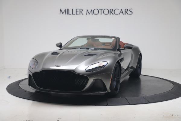 New 2020 Aston Martin DBS Superleggera Volante for sale Sold at Pagani of Greenwich in Greenwich CT 06830 12