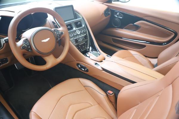 New 2020 Aston Martin DBS Superleggera Volante for sale Sold at Pagani of Greenwich in Greenwich CT 06830 13