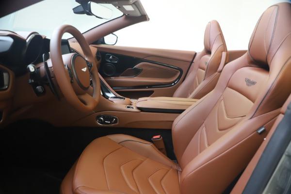 New 2020 Aston Martin DBS Superleggera Volante for sale Sold at Pagani of Greenwich in Greenwich CT 06830 14