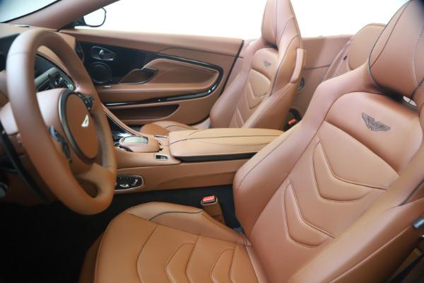 New 2020 Aston Martin DBS Superleggera Volante for sale Sold at Pagani of Greenwich in Greenwich CT 06830 15