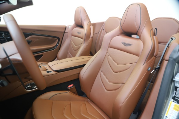 New 2020 Aston Martin DBS Superleggera Volante for sale Sold at Pagani of Greenwich in Greenwich CT 06830 16