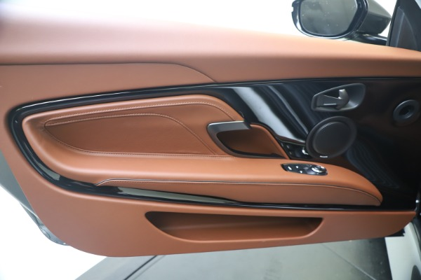 New 2020 Aston Martin DBS Superleggera Volante for sale Sold at Pagani of Greenwich in Greenwich CT 06830 18