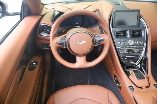 New 2020 Aston Martin DBS Superleggera Volante for sale Sold at Pagani of Greenwich in Greenwich CT 06830 19