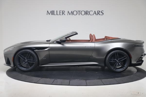 New 2020 Aston Martin DBS Superleggera Volante for sale Sold at Pagani of Greenwich in Greenwich CT 06830 2