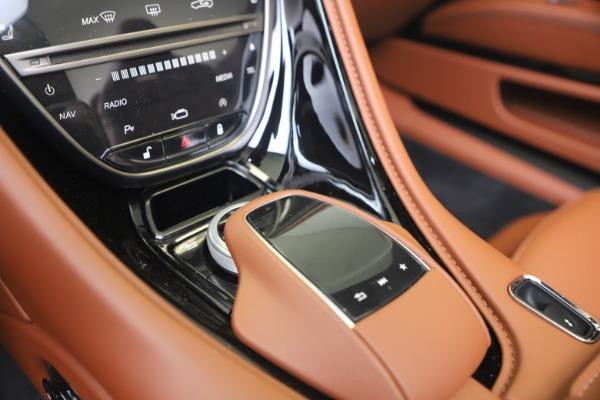 New 2020 Aston Martin DBS Superleggera Volante for sale Sold at Pagani of Greenwich in Greenwich CT 06830 20