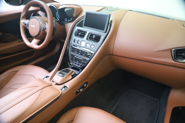 New 2020 Aston Martin DBS Superleggera Volante for sale Sold at Pagani of Greenwich in Greenwich CT 06830 21