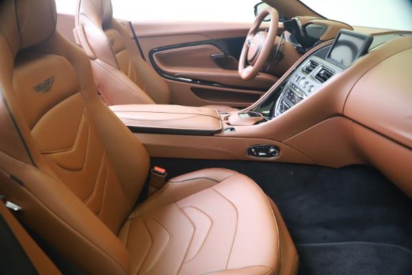 New 2020 Aston Martin DBS Superleggera Volante for sale Sold at Pagani of Greenwich in Greenwich CT 06830 22