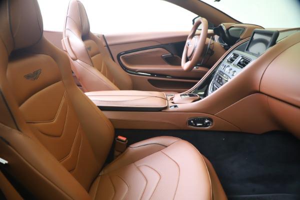 New 2020 Aston Martin DBS Superleggera Volante for sale Sold at Pagani of Greenwich in Greenwich CT 06830 23