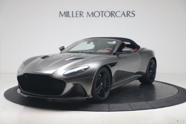 New 2020 Aston Martin DBS Superleggera Volante for sale Sold at Pagani of Greenwich in Greenwich CT 06830 26