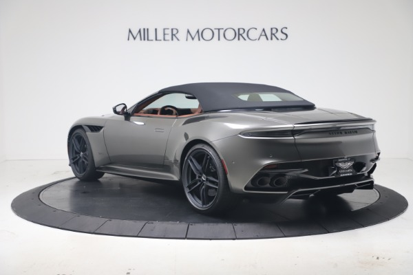 New 2020 Aston Martin DBS Superleggera Volante for sale Sold at Pagani of Greenwich in Greenwich CT 06830 28