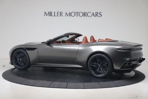 New 2020 Aston Martin DBS Superleggera Volante for sale Sold at Pagani of Greenwich in Greenwich CT 06830 3