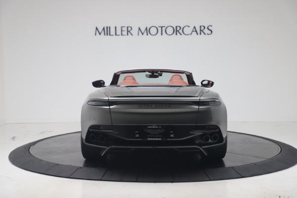 New 2020 Aston Martin DBS Superleggera Volante for sale Sold at Pagani of Greenwich in Greenwich CT 06830 5
