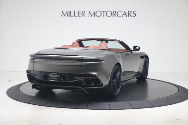 New 2020 Aston Martin DBS Superleggera Volante for sale Sold at Pagani of Greenwich in Greenwich CT 06830 6