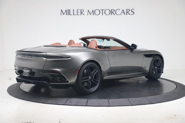 New 2020 Aston Martin DBS Superleggera Volante for sale Sold at Pagani of Greenwich in Greenwich CT 06830 7
