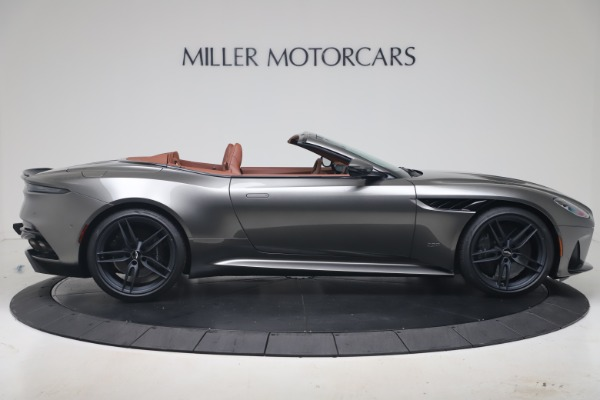 New 2020 Aston Martin DBS Superleggera Volante for sale Sold at Pagani of Greenwich in Greenwich CT 06830 8